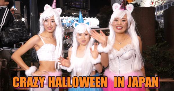 【可愛いコスプレ盛り沢山】総勢300人!渋谷のハロウィンを撮影してきた!2015