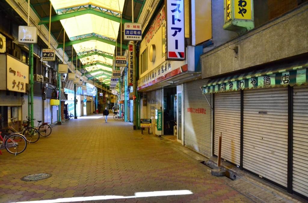 商店街_田舎