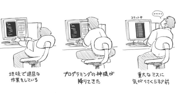 【モニターの中が戦場だ!】過酷だが笑える!プログラマーにありがちなこと12選