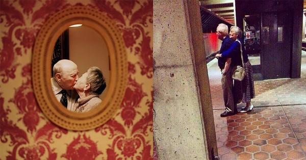 「50年後の君も愛してる」時間が二人の愛を深めることが分かる14枚の写真