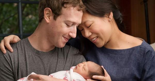 約5.5兆円を慈善事業に寄付!パパになったFacebookザッカーバーグ「より良い世界に育って欲しい」