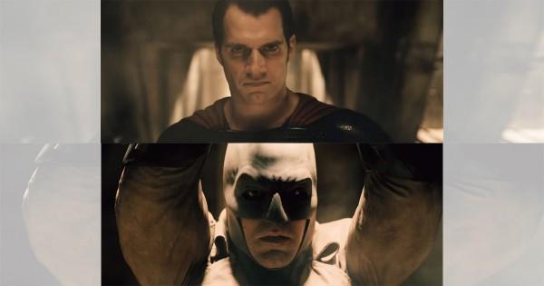 2大ヒーロー激突!映画「バットマンVSスーパーマン」の予告動画がシリアスすぎる