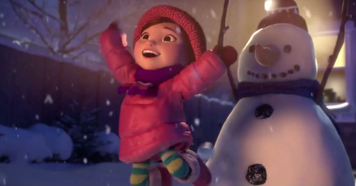 魔法の雪だるま1 (1)