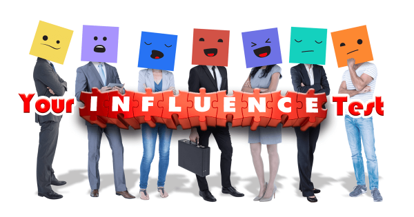 Your Influence Test