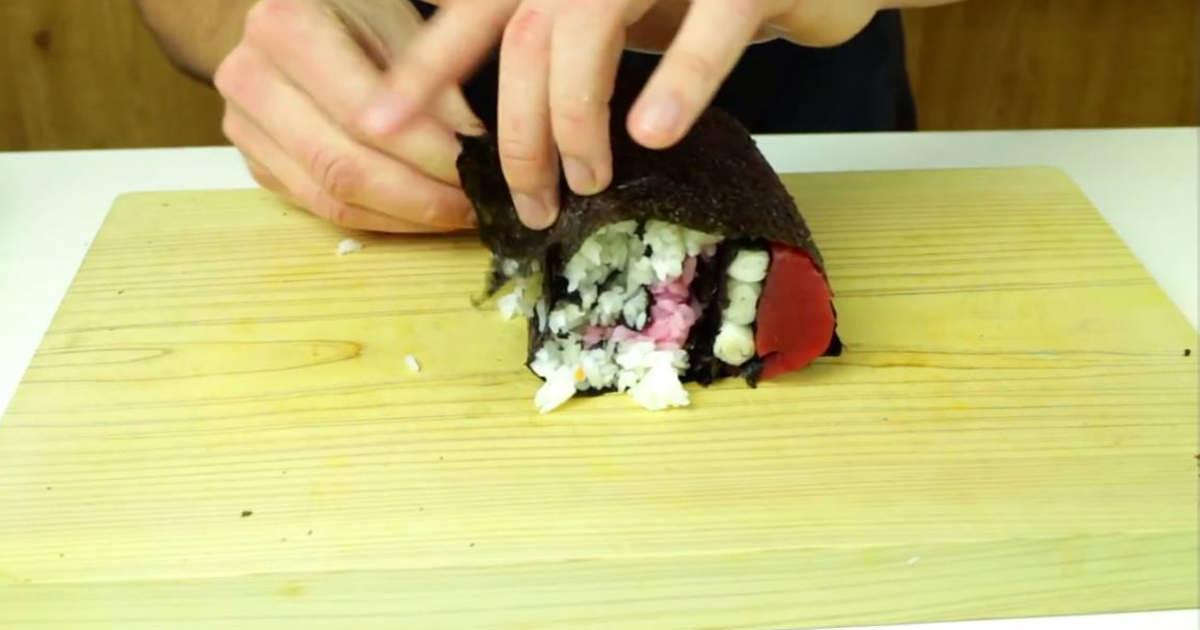 サンタ寿司3 (1)