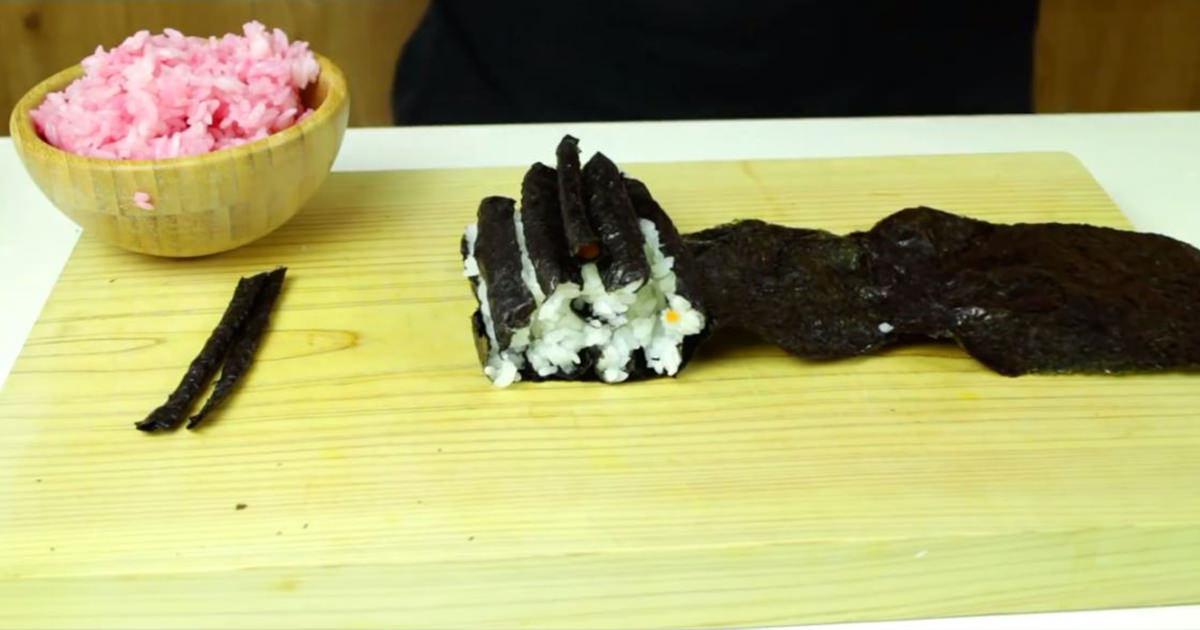 サンタ寿司2 (1)