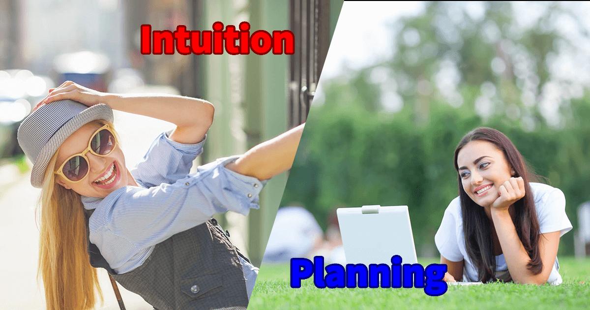 直感×計画