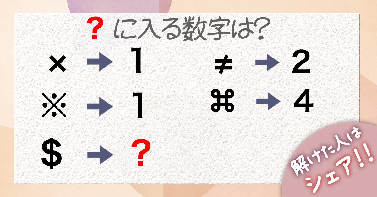 クイズ28