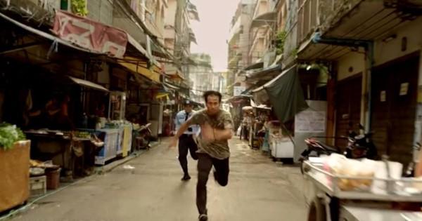 アクション映画かと思いきや!タイで作られたとあるCM動画がハンパない