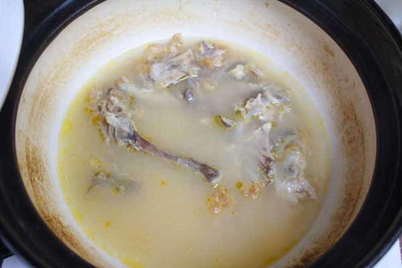 ケンタッキー スープ5