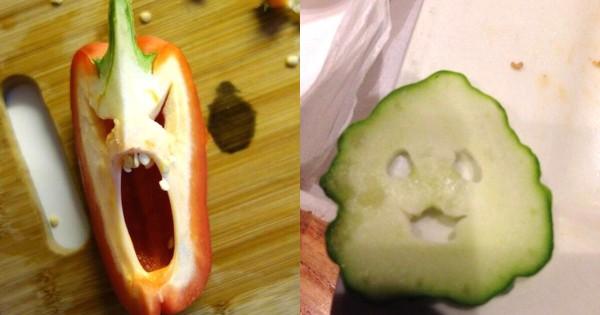そんな顔されたら食べられない(泣) 感情を表に出してきた野菜18選