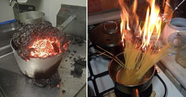 お前もう料理禁止!(笑) 料理ベタの人たちが台所で犯したミスがひどすぎる13選