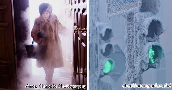 日本が寒いなんてもう言えない・・・。ー50℃の地域での生活がハンパなく大変そう