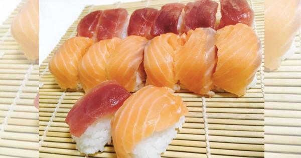 子どもも喜ぶ! あるモノを使った「お寿司作り」が簡単で楽しい