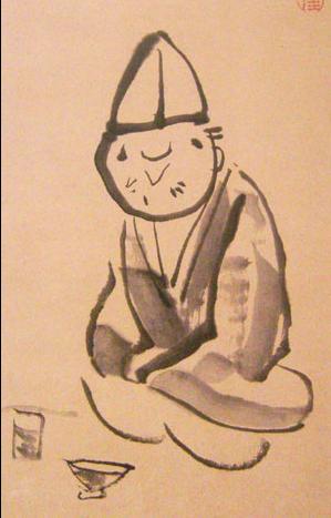 日本画 ゆるふわ8