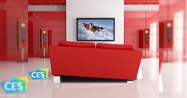 4D映画が自宅で体験出来る!映画やゲームに合わせて、ソファーを動かすガジェット