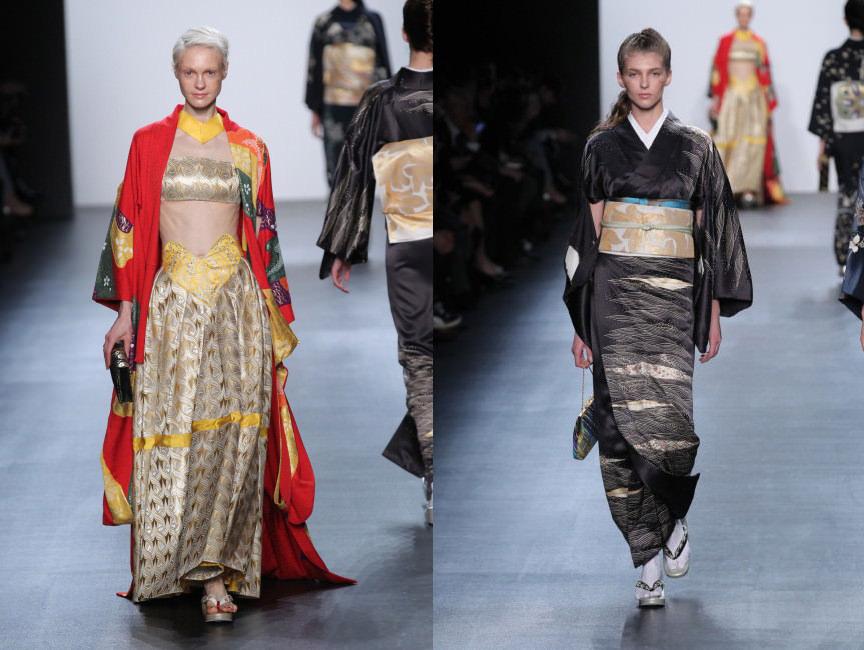 着物 ファッションショー10