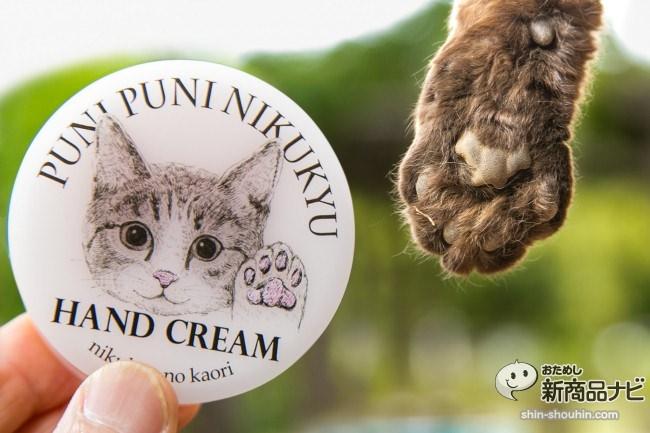 猫 ハンドクリーム8