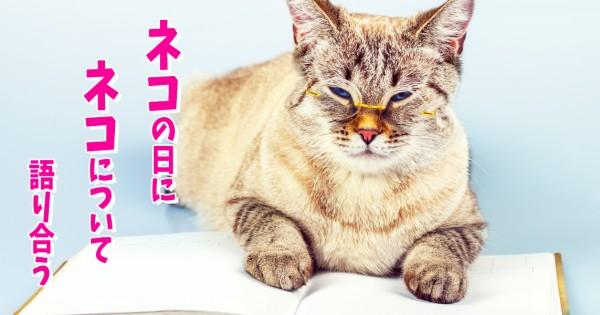【ネコの日を記念して】ネコを愛する人たちだけが集うイベントが開催