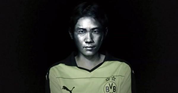 【中の人は◯◯だった】神ワザ!サッカー日本代表 香川真司のそっくりメイクに驚愕