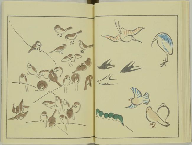 ゆるかわ 鳥獣戯画14