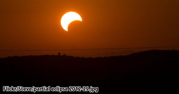 コレを逃したら3年後!3月9日は4年ぶりに日本で部分日食が見られる