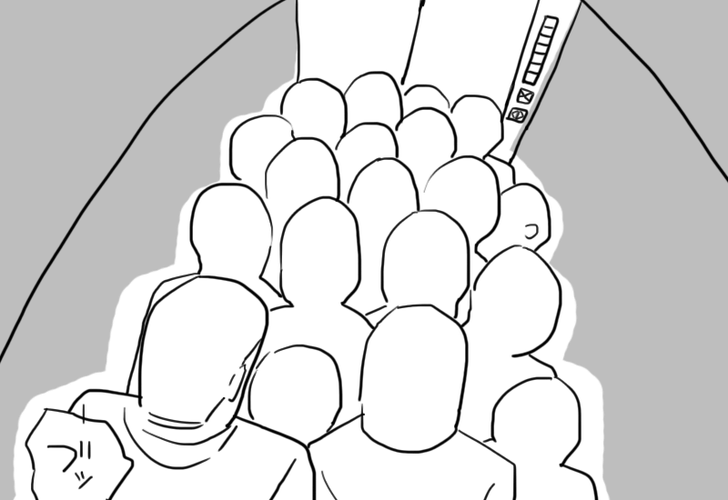 ②エレベーター近く