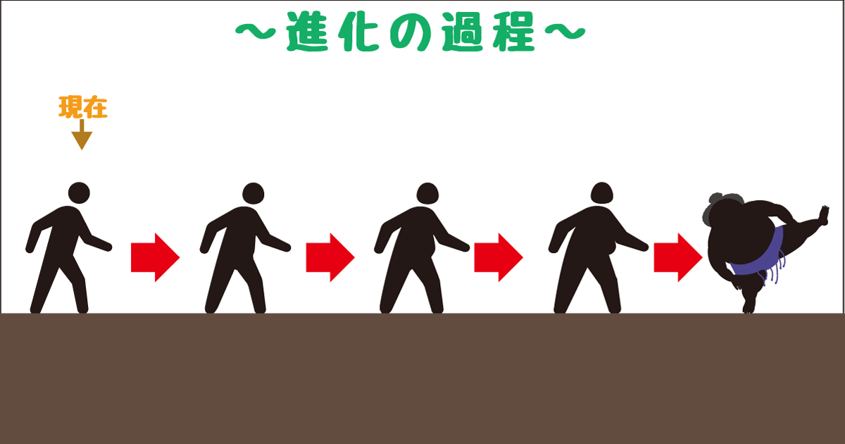 進化−関取