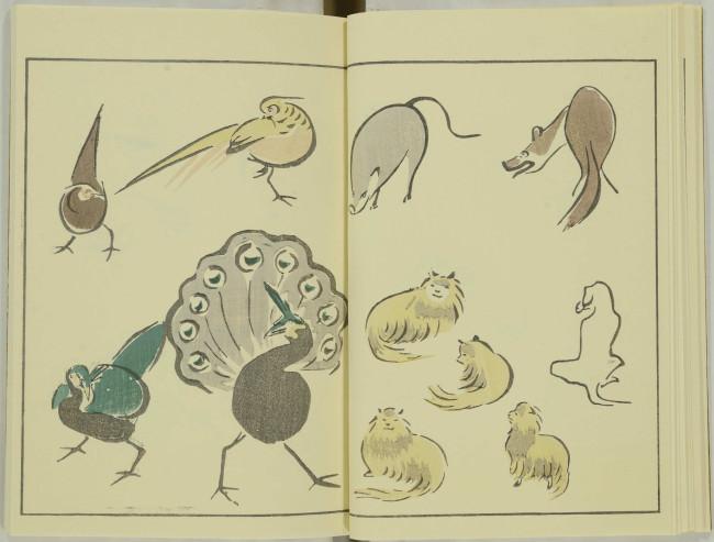 ゆるかわ 鳥獣戯画9