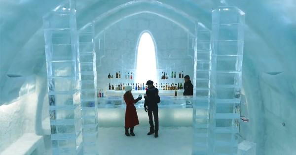 湖が村に?! 北海道に現れた氷でできた村が幻想的すぎて行きたくなる