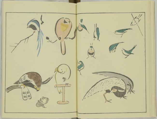 ゆるかわ 鳥獣戯画10