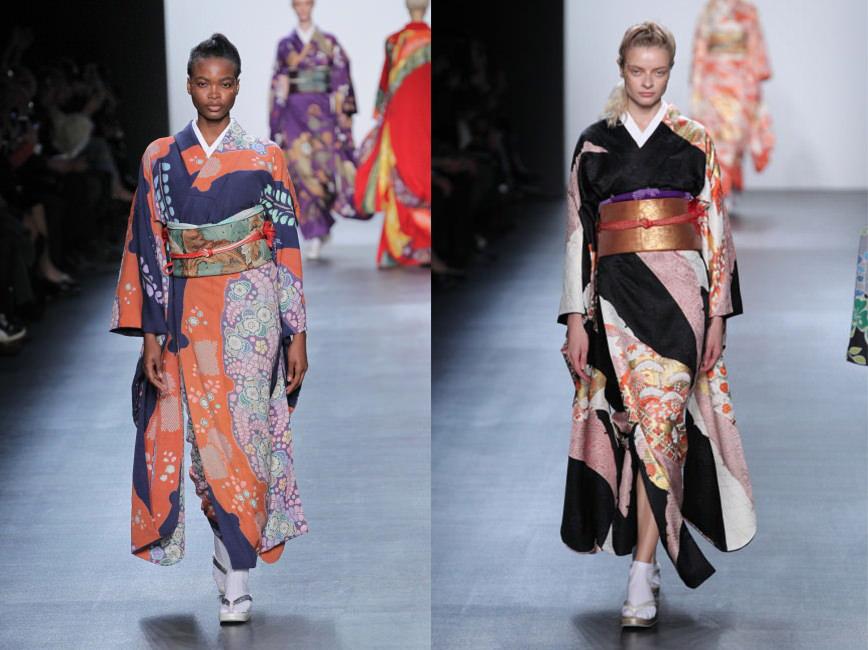 着物 ファッションショー13