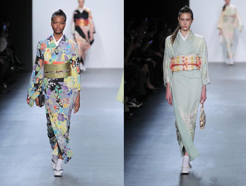 着物 ファッションショー11