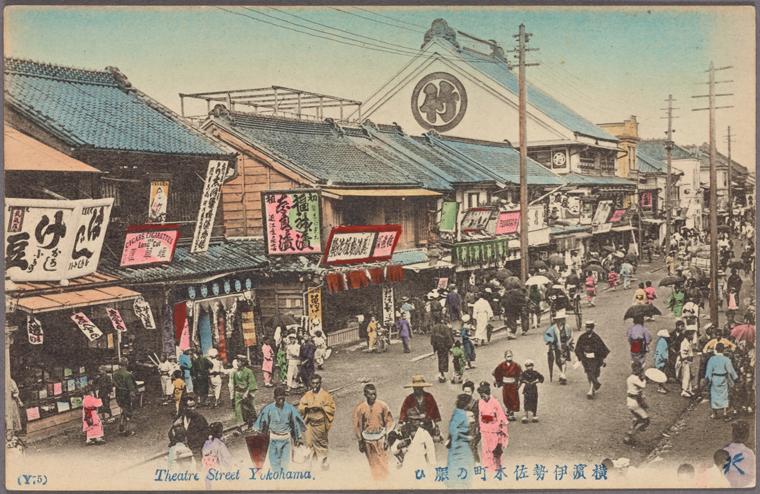 横浜シアターストリート