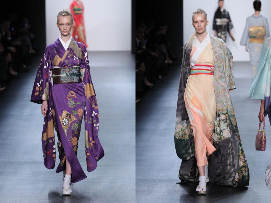 着物 ファッションショー12