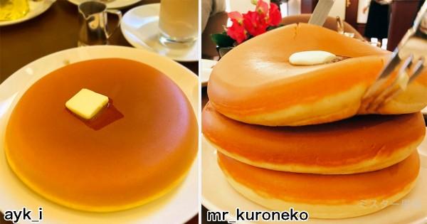 世界一もちふわ?美しすぎる日本のパンケーキに海外の人たちも驚く事態に