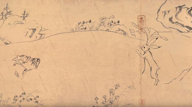 鳥獣戯画ジブリ05_R