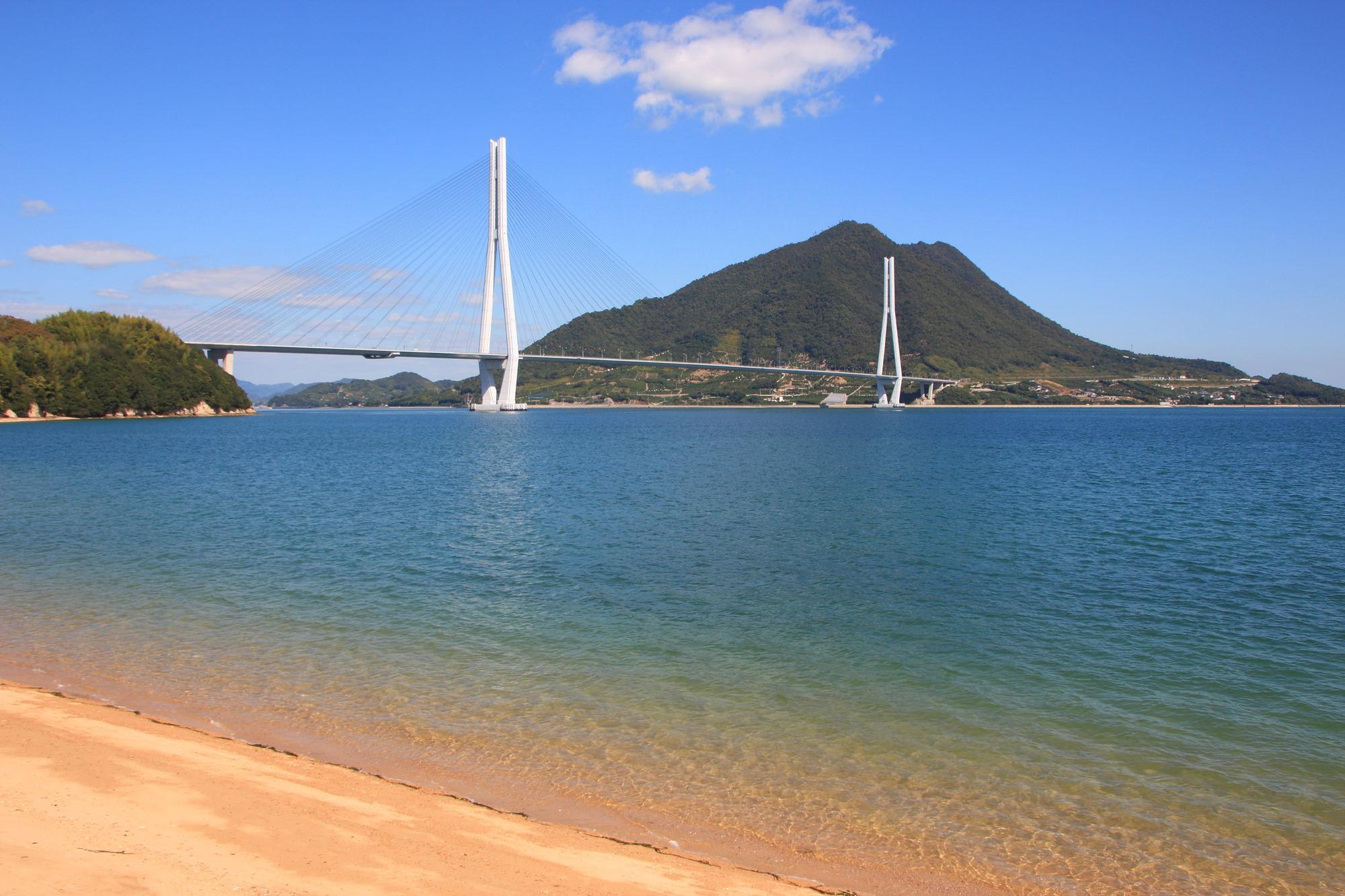 広島 多々羅大橋2