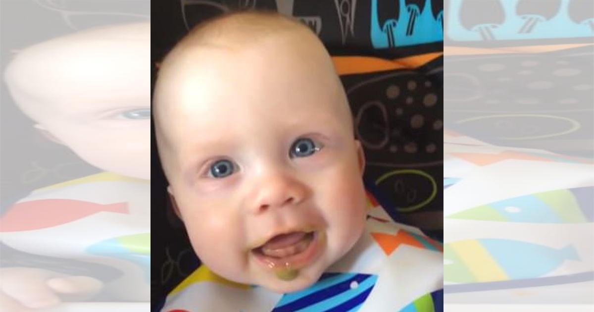 赤ちゃん 感動1