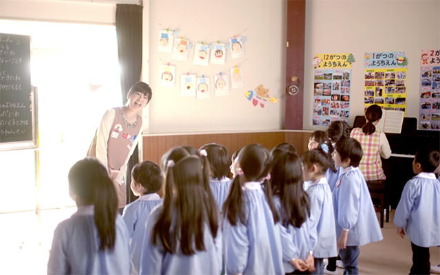 幼稚園 卒園式4