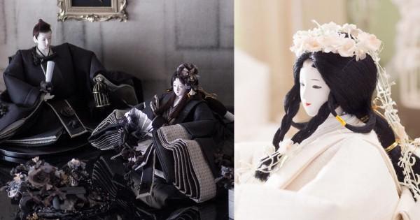 【お雛様がゴスロリ衣装】 ミヤネ屋でも紹介された最新雛人形が斬新すぎる!