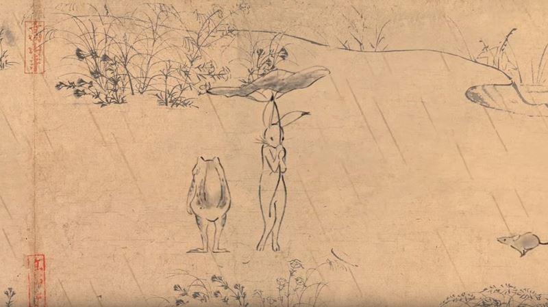 鳥獣戯画ジブリ10_R