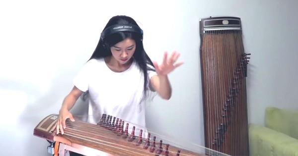 思わず聞き入るコラボレーション!韓国の女性が伝統楽器でハードロックの名曲をカバー