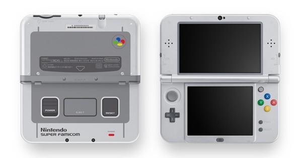 アラサー歓喜!新3DSになったスーファミで子供時代にタイムスリップ