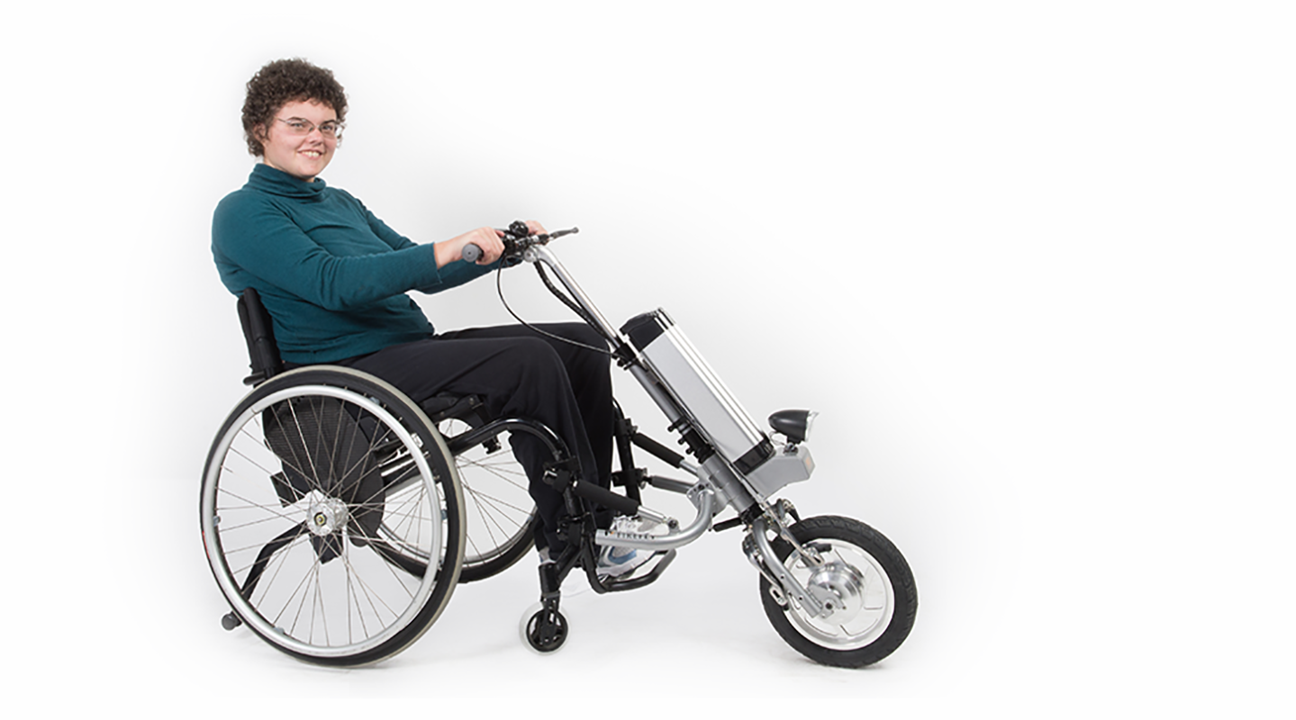power-handcycle