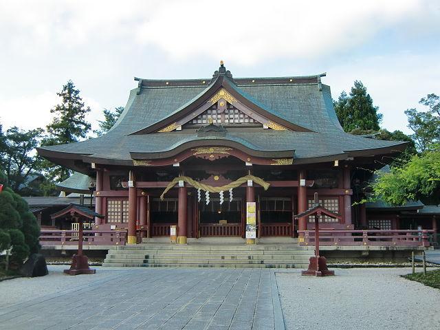 640px-Haiden_of_Kasama_Inari_Shrine01