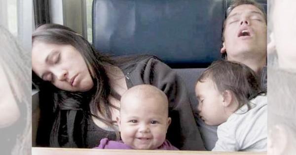 【散々暴れといてこの笑顔】ほくそ笑む赤ちゃん9選