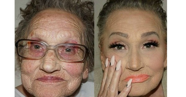 これがホントの美魔女!80歳のおばあちゃん奇跡の大変身に世界が驚愕