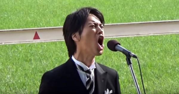 「浦ちゃん、クセが強い!」桐谷健太、13万人の観客を前に国歌斉唱