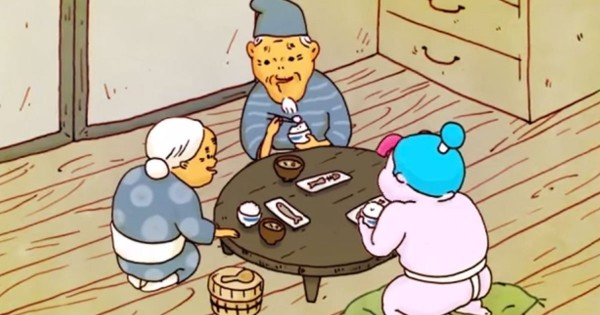 何回でも見れるコレ(笑) 「ふともも太郎」が昔話と全然違って吹いた